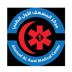 المسعف الاول Logo