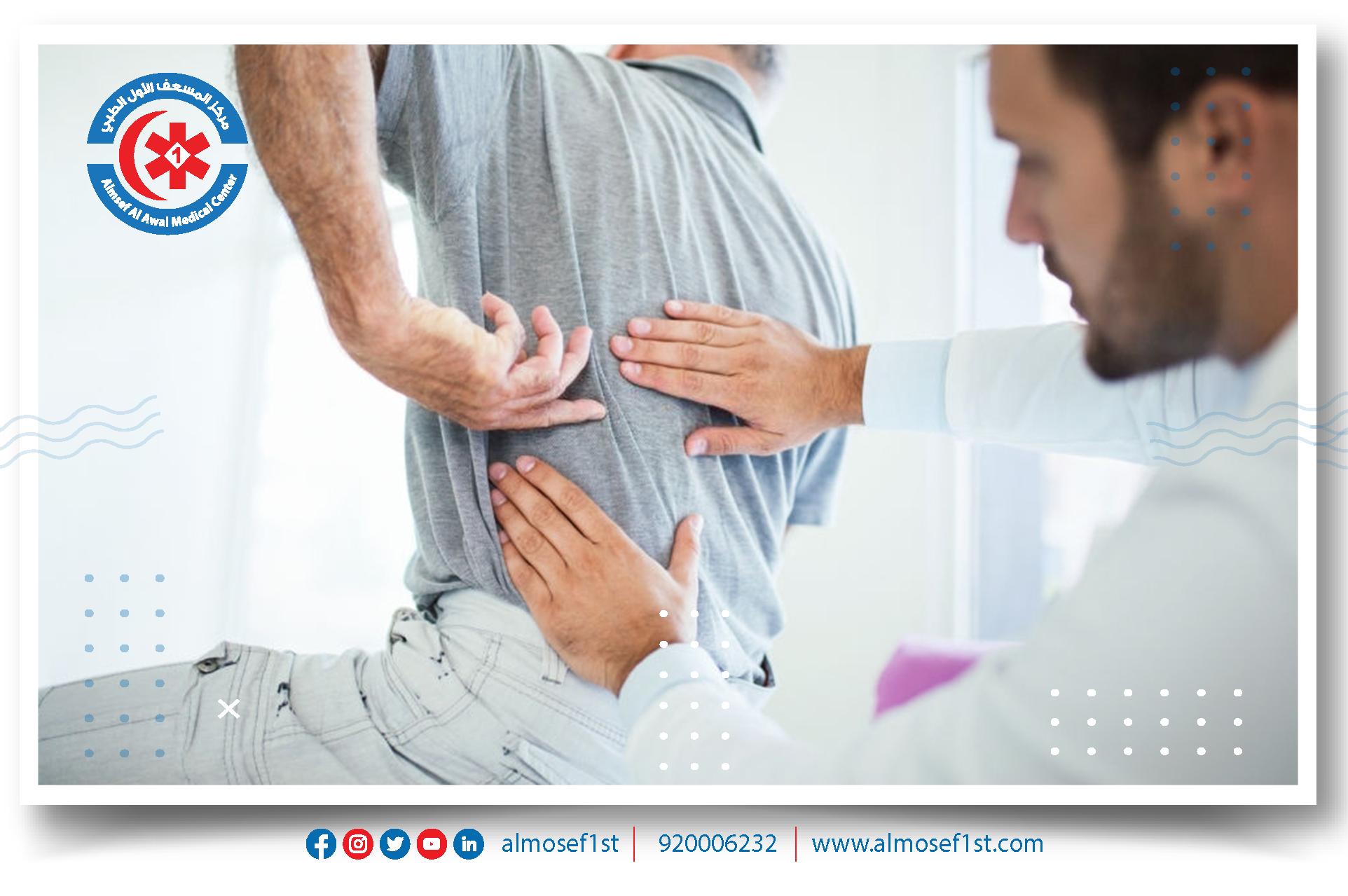 إصابة العمود الفقري: تعرف على العلامات وما يجب القيام به لإنقاذ المصاب